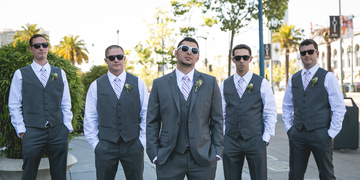 Bruidsjonkers