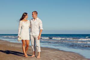 jouw strand bruiloft